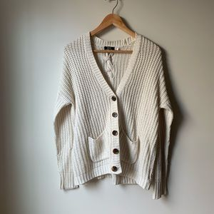 Urban Outfitters BDG Button Up Chunky Cardigan